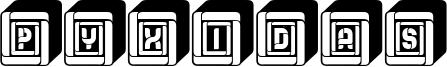 Pyxidas Font
