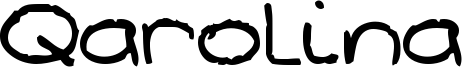 Qarolina Font