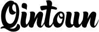 Qintoun Font