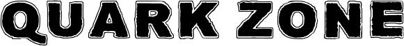 Quark Zone Font