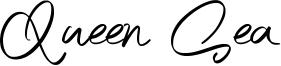 Queen Sea Font