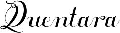Quentara Font