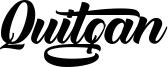 Quitgan Font