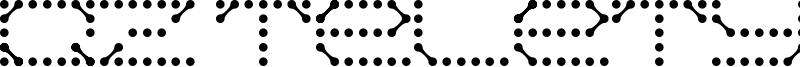 QZ Teletype Font