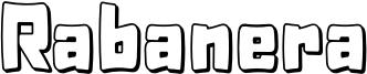 Rabanera Font