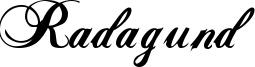 Radagund Font