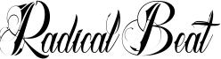 Radical Beat Font