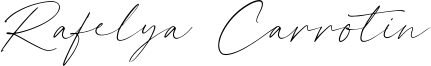 Rafelya Carrotin Font