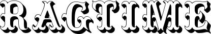 Ragtime Font