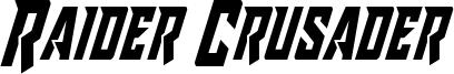 raidercrusadercond.ttf