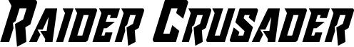 raidercrusadershiftup.ttf