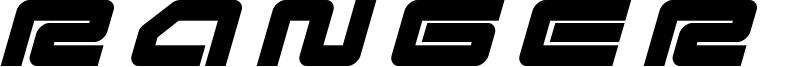 Ranger Force Font