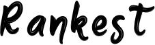 Rankest Font