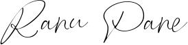 Ranu Pane Font
