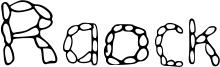 Raock Font