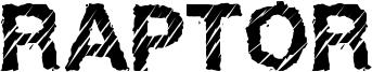 Raptor Font