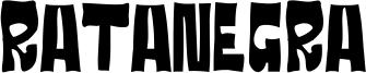Ratanegra Font