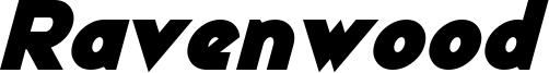 Ravenwood Italic.otf