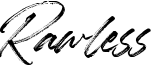 Rawless Font