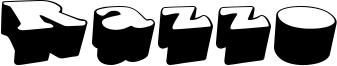Razzo Font