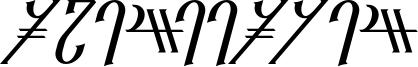 Reanaarian Italic.otf