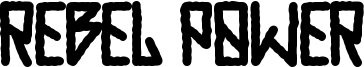Rebel Power Font
