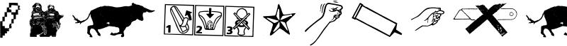 REconstructDing Font