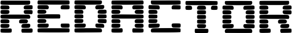Redactor Font