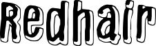 Redhair Font