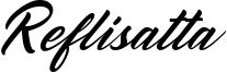 Reflisatta Font