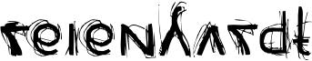Reienhardt Font