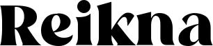 Reikna Font