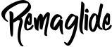 Remaglide Font