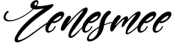 Renesmee Font