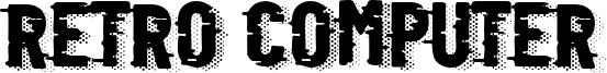 Retro Computer Font