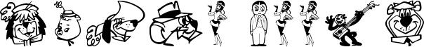 Retro Toons Font