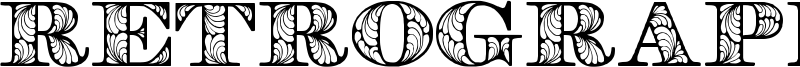 Retrograph Font
