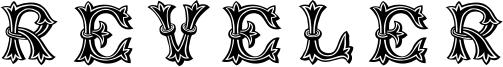 Reveler Font