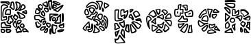 RG Spotch Font
