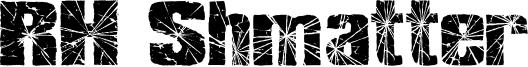 RH Shmatter Font