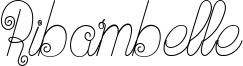 Ribambelle Font