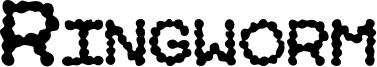 Ringworm Font