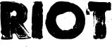 Riot Font
