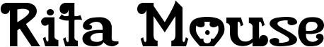 Rita Mouse Font