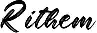 Rithem Font