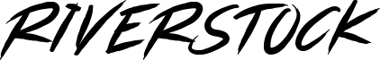 Riverstock Font