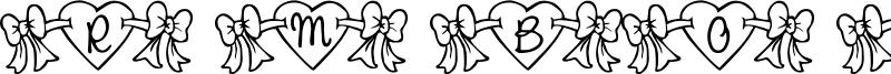 RMBowhrt Font