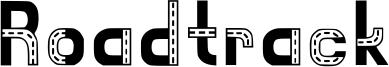 Roadtrack Font