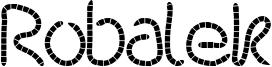 Robalek Font