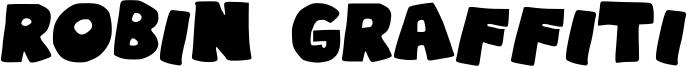 Robin Graffiti Font